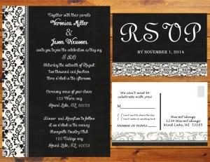 Wedding invite Presentation - Ladscape - Page 014