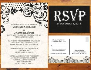 Wedding invite Presentation - Ladscape - Page 018